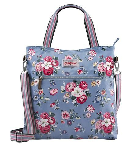 Cath Kidston Forest bunch Tall Zipped Handbag