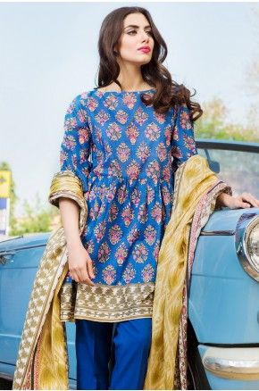 Khaadi A17251-B-BLUE SS Lawn 2017 Volume 2 Price in Pakistan famous brand online shopping, luxury embroidered suit now in buy online & shipping wide nation..#khaadi #khaadi2017 #khaadilawn2017 #khaadisummer2017 #womenfashion's #bridal #pakistanibridalwear #brideldresses #womendresses #womenfashion #womenclothes #ladiesfashion #indianfashion #ladiesclothes #fashion #style #fashion2017 #style2017 #pakistanifashion #pakistanfashion #pakistan Whatsapp: 00923452355358 Website: www.original.pk