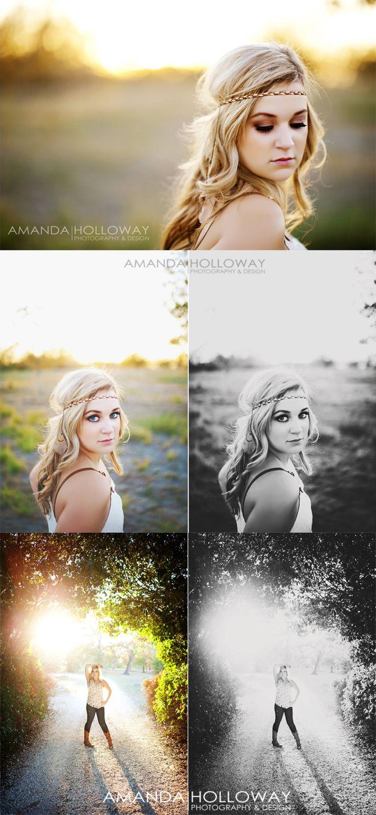 photos by Amanda Holloway! Love the photographer, model, and idea!