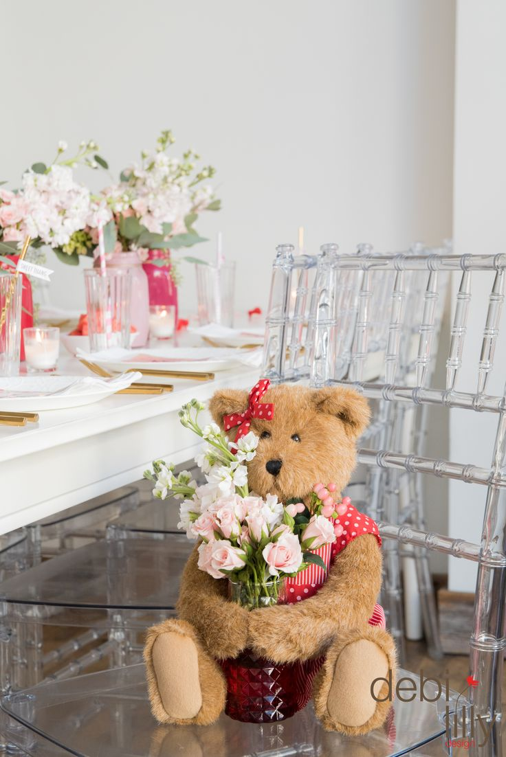 This little Valentine's Day cutie is the perfect gift for a loved one! Look for this stuffed bear and other festive and fun debi lilly design™ Valentine's Day goodies are you local Albertsons!