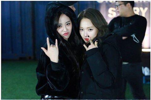 K.A.R.D Youngji&Somin