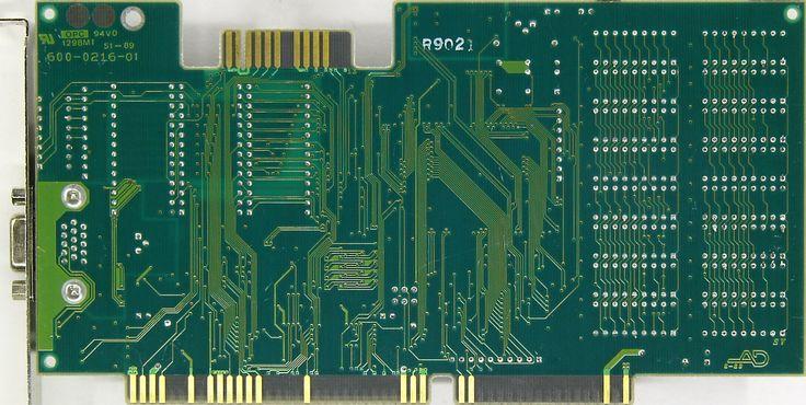 VGA Legacy MKIII - Headland GC/HT208