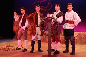 Image result for little mermaid theater costumes