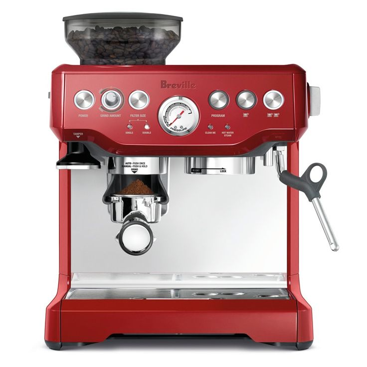 BES870CRN | Breville | Coffee Machines