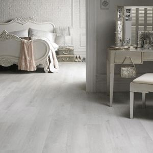 Holy moly I love this floor color. Karndean Van Gogh White Washed Oak
