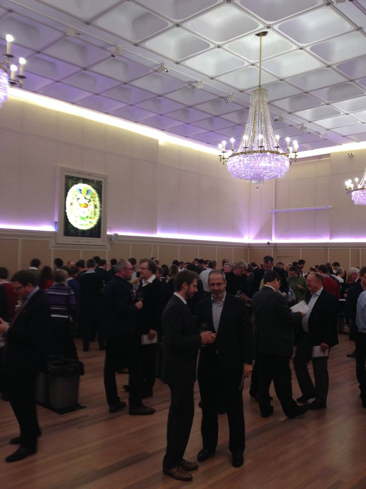 Our annual Burgundy tasting at Glaziers Hall, London