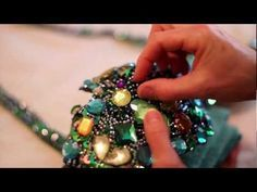 Belly Dance Costume Design & Construction - YouTube