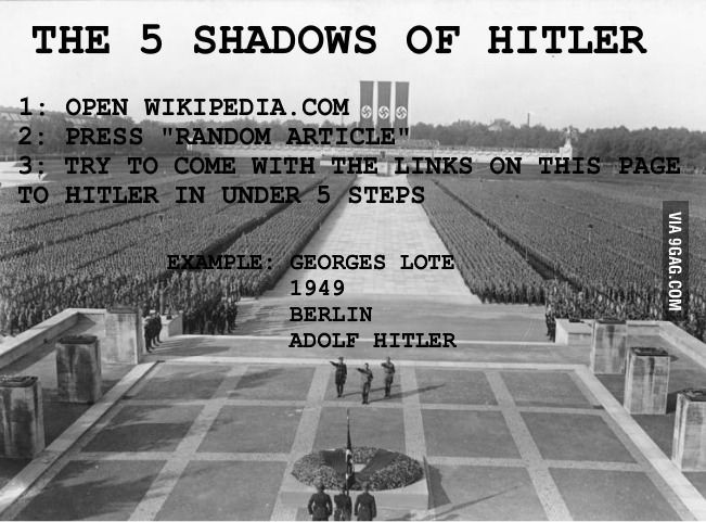 I clicked random artical got; tribute somerset 2 north  England Allies of WWII Adolf Hitler