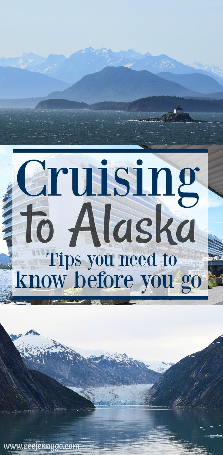 Alaskan Cruise. #cruising to #alaska is an amazing adventure you don't want to miss. Get all the tips you need to go before setting sail on your #alaskancruise