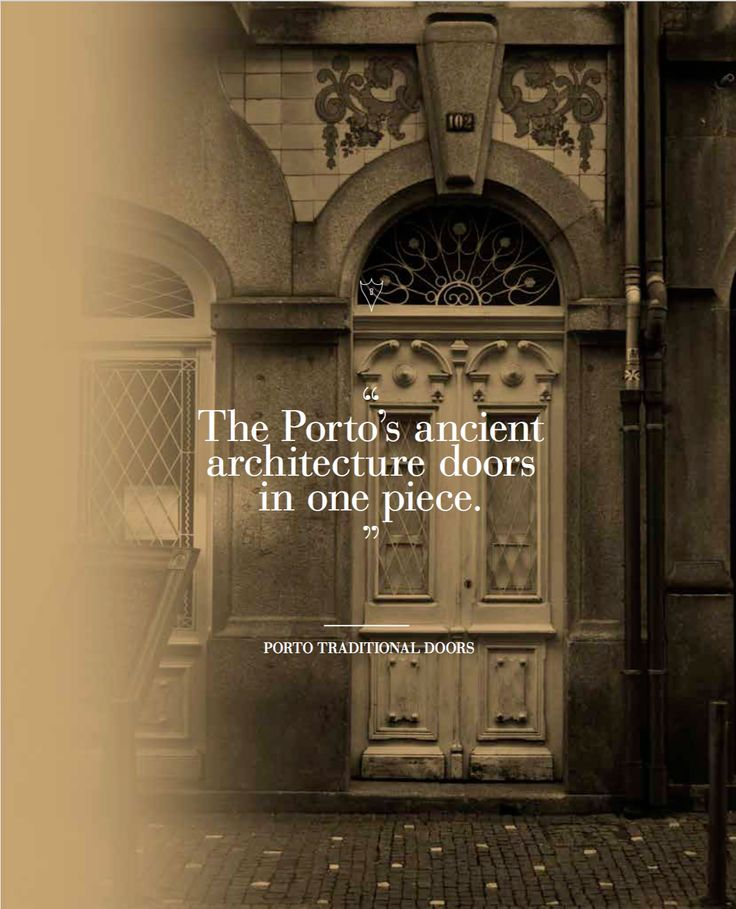 Porto Traditional Doors| Inspiration