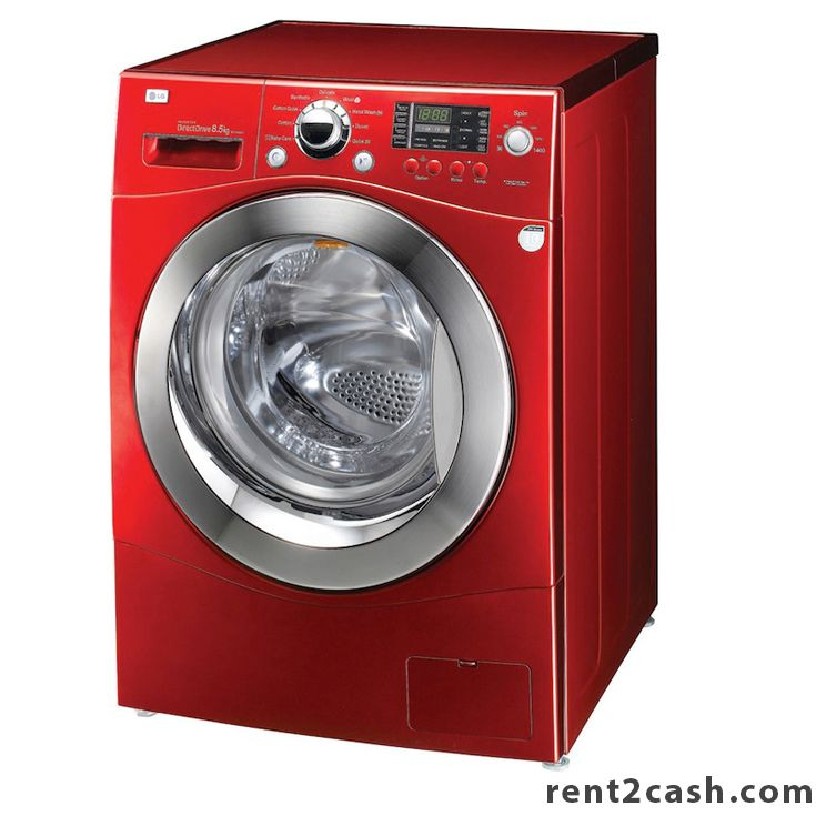 Now washing clothes is very easy as getting a washing machine on rent is very easy. Save your money by renting a washing machine from Rent2cash.