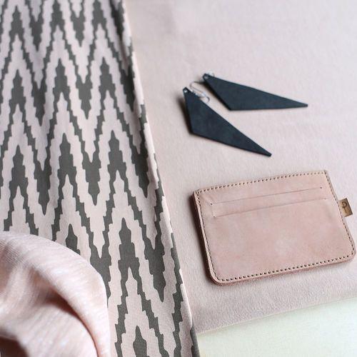 VIRTA, Maple Sugar - Mocha | NOSH Women Autumn 2016 Fabric Collection is now available at en.nosh.fi | NOSH Women syysmalliston 2016 uutuuskankaat saatavilla verkosta nosh.fi