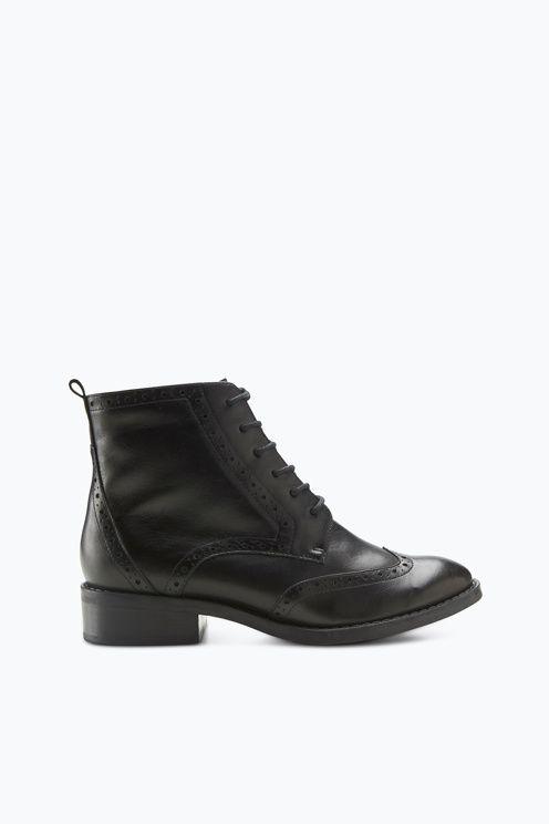 Ellos Shoes Boots Boston lace up