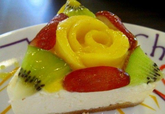 ... Cheesecake, Tropical Cheesecake, 15 Minute Cheesecake, Cheesecake