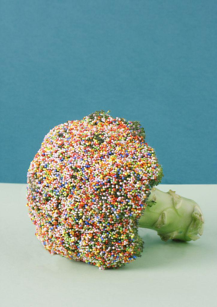 My Eclectic Depiction Of Life - Sweet Veggies by Wendy van Santen