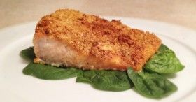 Recipe: Triglyceride-Fighting Flax Seed Salmon
