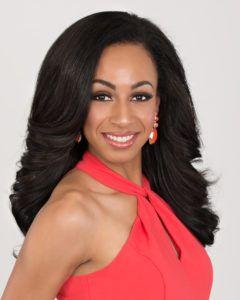 Miss Nevada 2017 Andrea Martinez