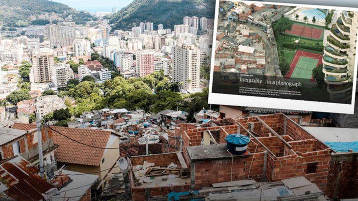 Δημιουργία - Επικοινωνία: Η Βραζιλία των κοινωνικών ανισοτήτων σε μια φωτογρ...