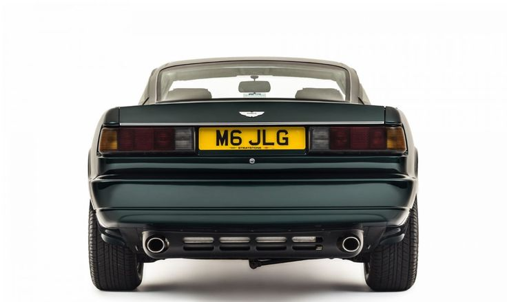 1995 Aston Martin Virage V8 Coupe Limited Edition