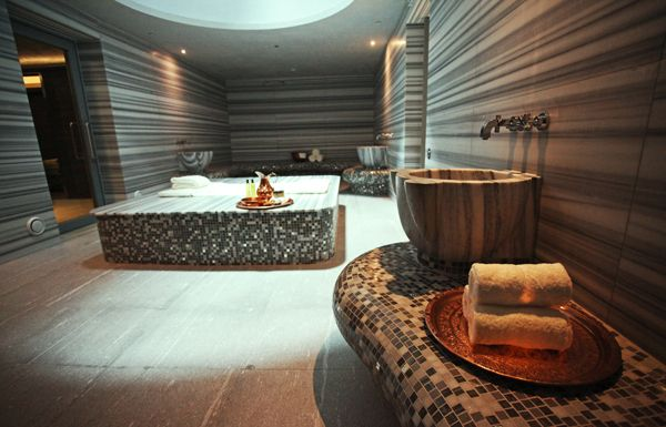 Hammam experience @ ESPA at Resorts World Sentosa in Singapore