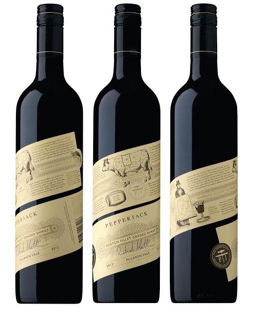 Pepperjack on Packaging of the World - Creative Package Design Gallery #wine #taninotanino #vinosmaximum