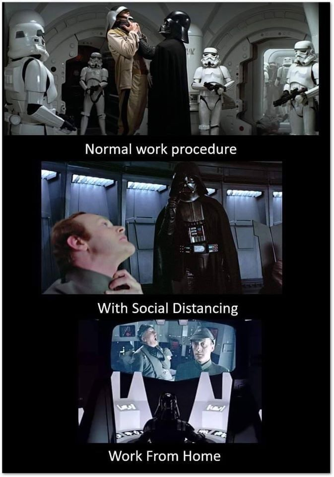 Whole Bunch Of 2020 Memes Because Everything Fricken Blows In 2021 Star Wars Humor Star Wars Memes Funny Memes