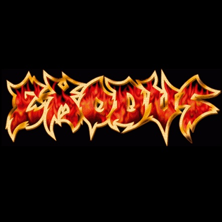 New Wave of Thrash Metal: More thrash metal logos! |Thrash Metal Band Logos