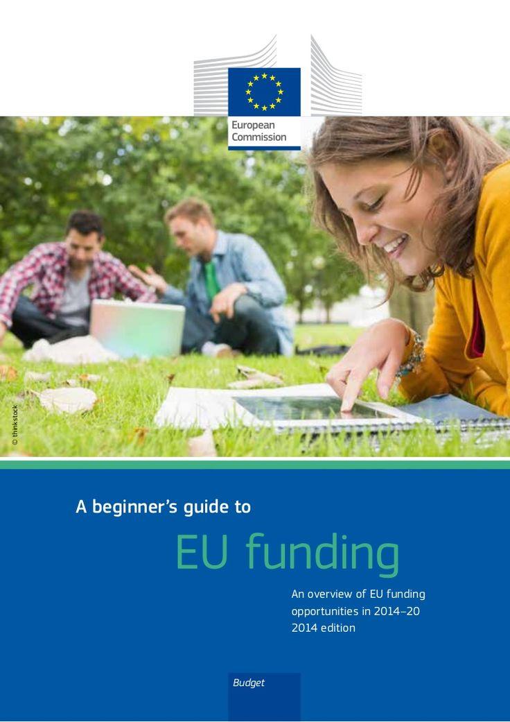 A beginner's guide to: EU funding