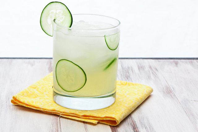Jalapeno-Cucumber Margarita by foodiebride, via Flickr