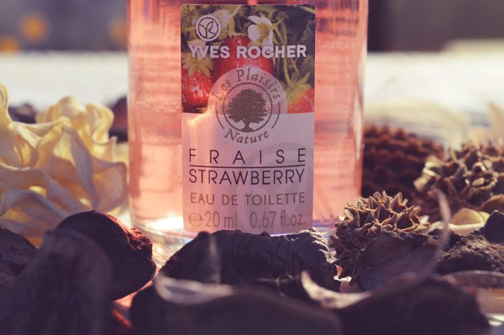 "JulieMcQueen: REVIEW Yves Rocher: Eau De Toilette ""Wild Strawberry"" #REVIEW #YvesRocher #Eau #De #Toilette #Wild #Strawberry #beauty #sexy #perfume"