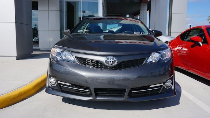 Did you know that the used Toyota Camry in Orlando was named one of the most popular used car options on the market? See what makes it such a best-seller despite its birth year!   http://blog.toyotaoforlando.com/2013/09/orlando-toyota-camry-and-corolla-most-popular-used-cars/