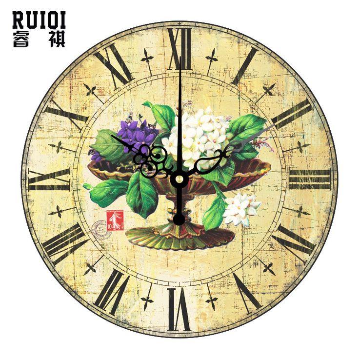 vintage living room large decorative wall clock roman numerals home decoration quartz watch wall unique gift orologi da parete