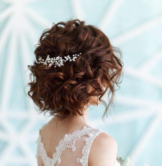 High low wedding dress, Lace wedding dress, Ivory bridal gown – /PEONY