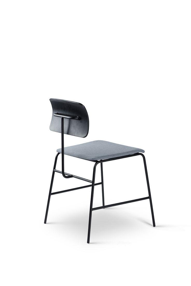 Comfortably light - Sincera Chair // Bent Hansen