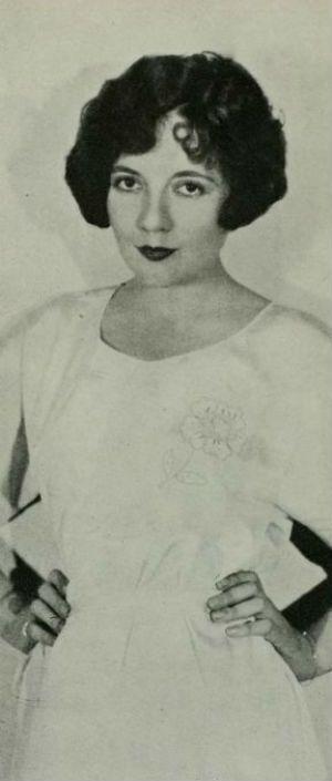 Lois Wilson 1927.