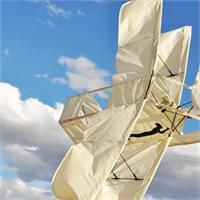 Kitty Hawk Flyer  Single Line Kite   Outdoor Activity Ideas for Kids