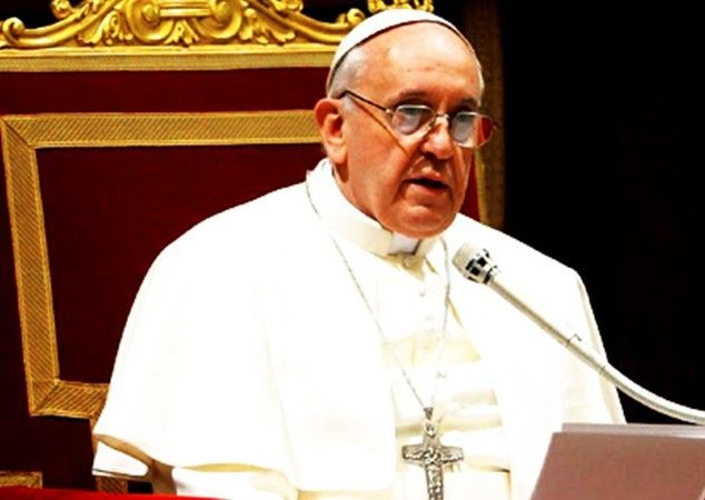 """Pope Francis said that """"You cannot love God outside of the Roman Catholic Church; and you cannot be in communion with God without being so in the Roman Catholic Church."""" http://www.nowtheendbegins.com/pope-francis-decrees-individual-salvation-outside-roman-catholic-church-doesnt-exist/"""