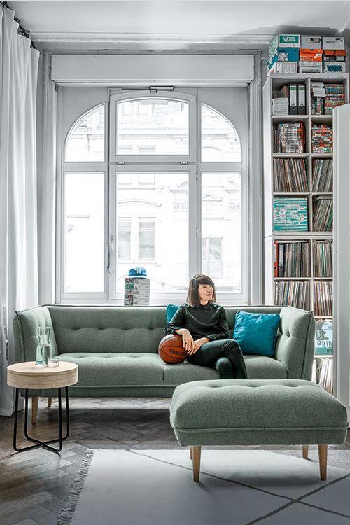 54 best m bel im skandinavischen look images on pinterest - Wohnzimmer italienisch einrichten ...