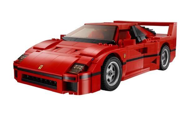 Ferrari F40, klocki Lego