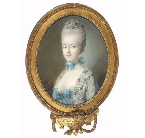 Portraits de Marie-Antoinette, Dauphine Anonyme | Portrait de mariée, Marie  antoinette, Dauphin