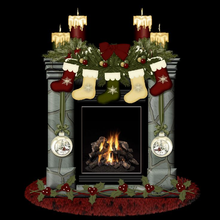 Fireplace Design fireplace scene : 118 best CHIMENEAS (GIF) images on Pinterest