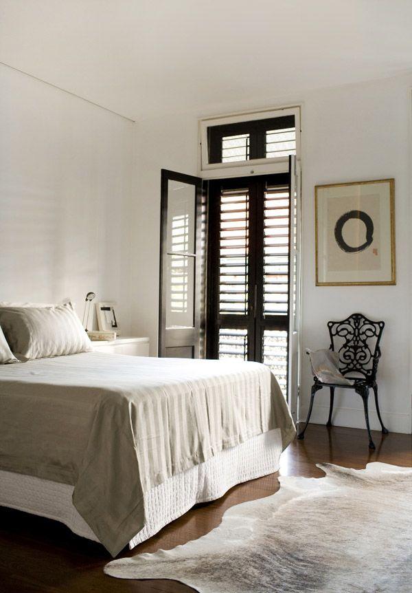 Black window and shutter trim...classically stunning.