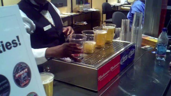 Bira Bardağı Dolumunda Çağ Atlatan Sistem