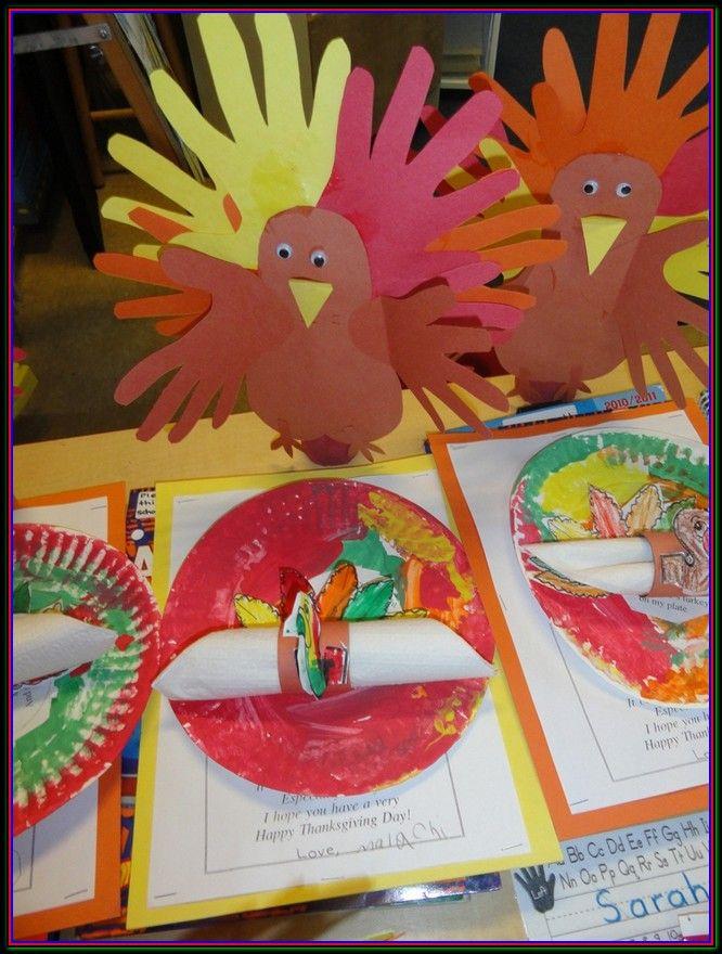 Preschool Thanksgiving Crafts For Sunday School