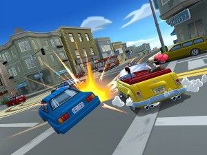 Sega Gearing up for Launch of Crazy Taxi: City Rush - http://www.aivanet.com/2014/03/sega-gearing-up-for-launch-of-crazy-taxi-city-rush/