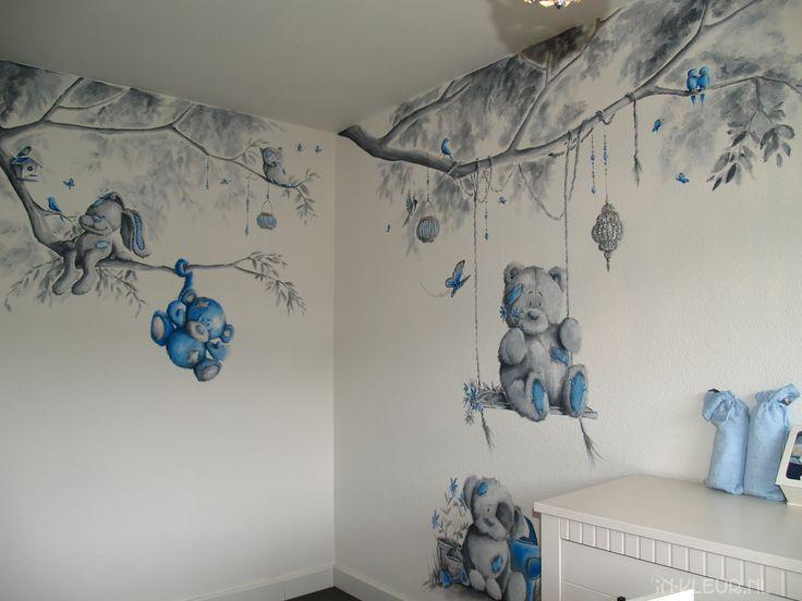 25 beste idee n over blauwe lampen op pinterest tafellamp slaapkamer lampen en lampvoeten - Muur jielde ...