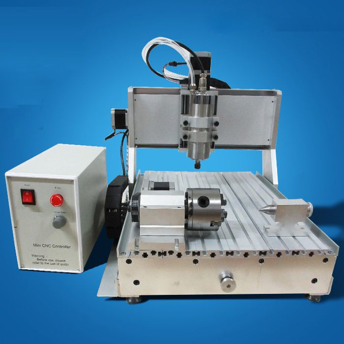 ==> [Free Shipping] Buy Best cnc lathe milling machine Hot sale ! 4 axis desktop 3020 /mini cnc router machine price with factory price for sale Online with LOWEST Price | 879542354