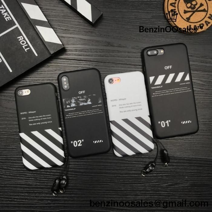 Check Out Off White Virgil At Http Www Benzinoosales Com Products Off White Virgil Abloh Iphone Pho White Phone Case White Iphone Case Iphone Phone Cases