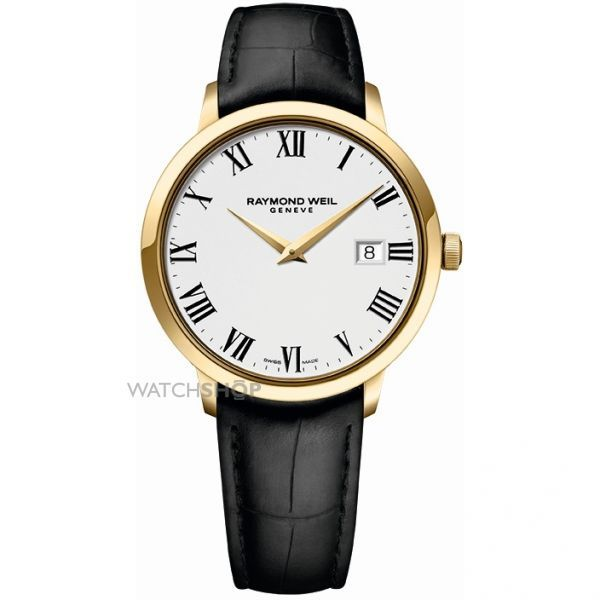 Mens Raymond Weil Toccata Watch 5488-PC-000300