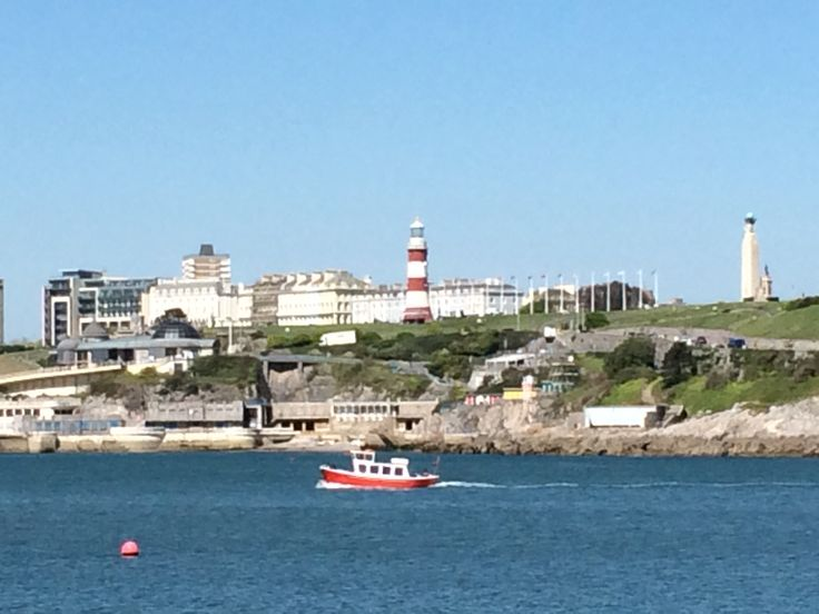 #PlymouthHoe